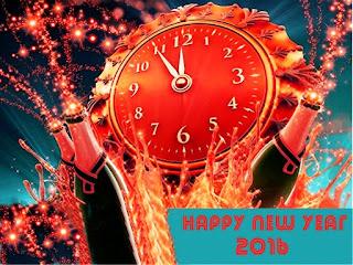 Kartu Ucapan Happy new year 2016 selamat tahun 2016 31