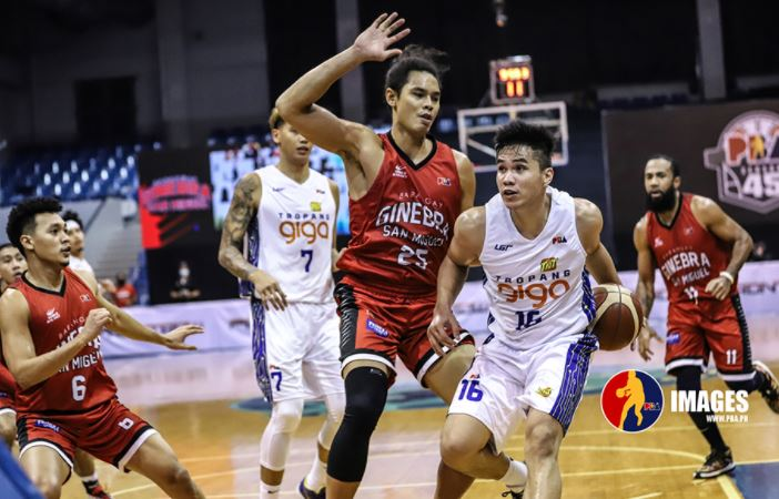 Ginebra vs TNT 2020 PBA Philippine Cup Finals Game 1