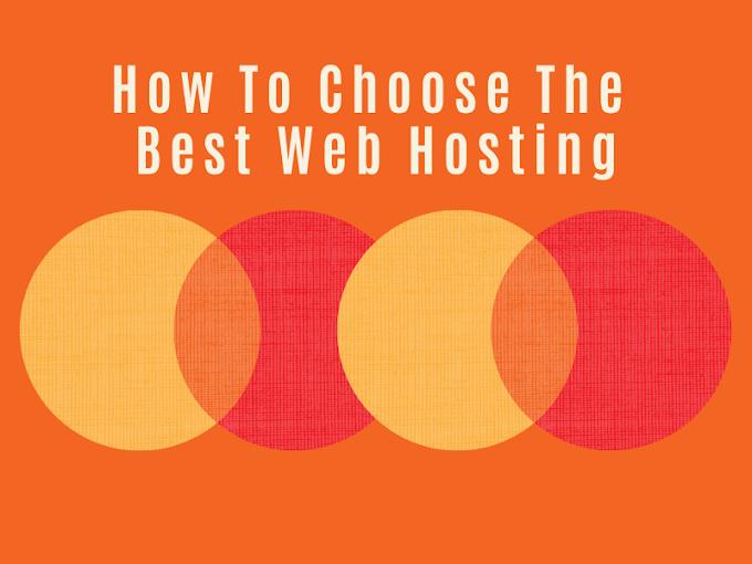 How To Choose - Web Hosting Comparison