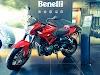 Benelli TNT 600 2013