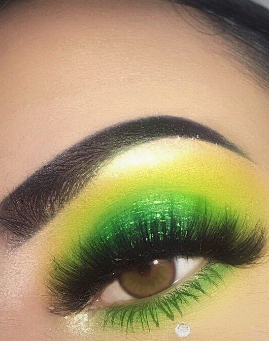 Eyeshadow Ideas - These Are The 10 Best Glamor Eyeshadow Ideas And Eyeshadow Basics Everyone Must Know! Part 2