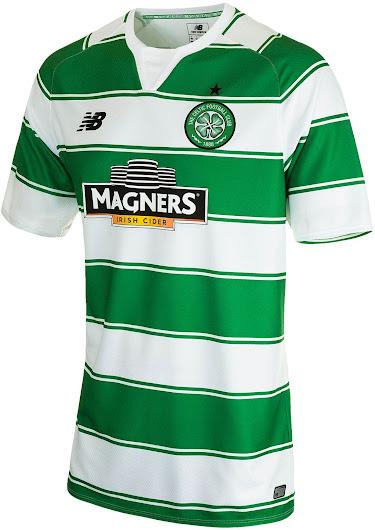 wholesale dealer d40e3 409dd New Balance Celtic 15-16 Kits Revealed - Footy Headlines