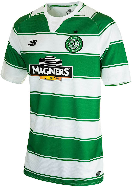 Celtic 18-19 Home Kit to Be Released Next Week - Footy Headlines d810d64e3
