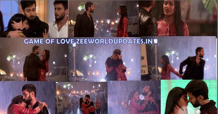 "Starlife Game of Love 1st August 2019 Thursday Written Update "" Anika-Shivaay's Rain Romance ""."