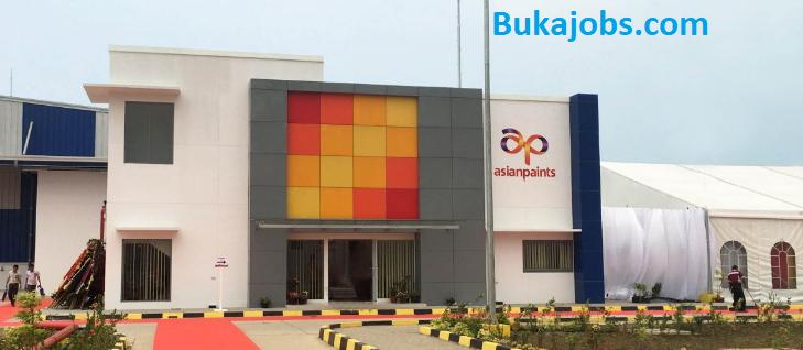 Lowongan Kerja PT Asian Paints Indonesia 2019