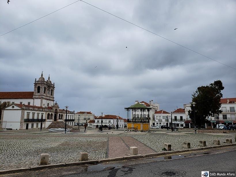Sítio de Nazaré - Diário de Bordo: Fátima, Óbidos e Nazaré