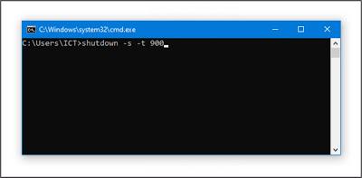 Cara Menjadwalkan Shut Down Otomatis Di Windows 10.
