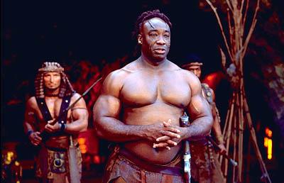 Magistrate Gatekeepers: Scorpion King's friend, Michael ...