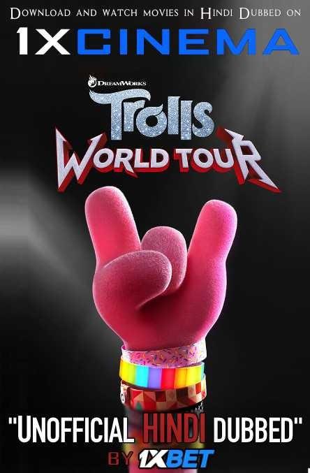 Trolls World Tour 2020 480p 250MB