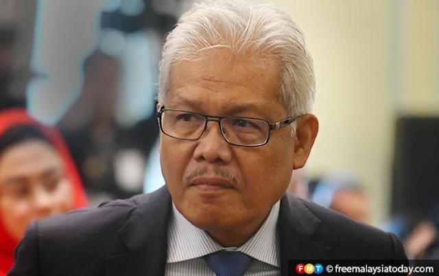 Yang di-Pertua Sabah kawan baik saya, tak akan salah guna kedudukan kata Menteri KDN