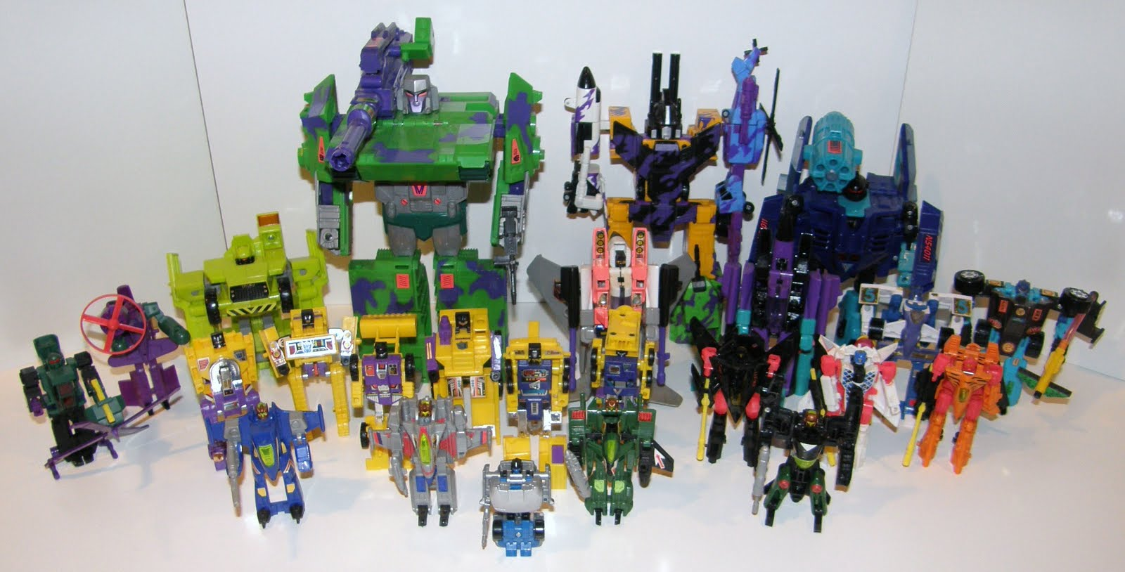 Mostly Transformers Redux Generation Two Through The