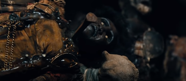 Sinopsis Film Horror Spell (2020)