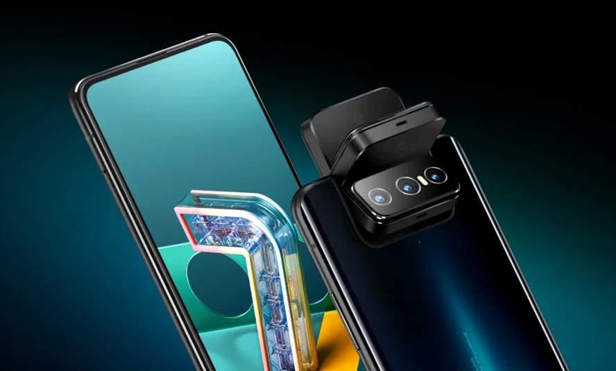 Asus Zenfone 7 Pro Kamera Depan dan Belakang Bisa Diputar (mashable.com)
