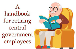 Retirement guide for a central government employees