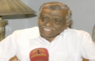 Should have allow secret ballot in TN Assembly – Former Assembly Speakers   Thanthi Tv