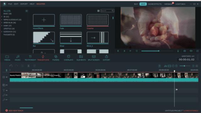 تحسين جودة مقطع الفيديو