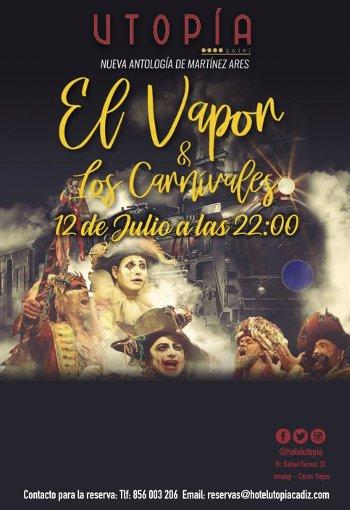 Carnaval de Cádiz en Benalup el 12 de Julio