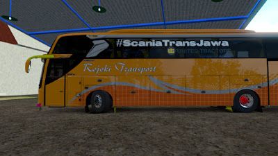 Rejeki Transport Jetbus 3 SHD