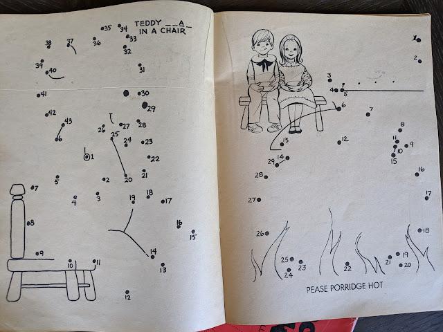 picture of children's activity book artwork