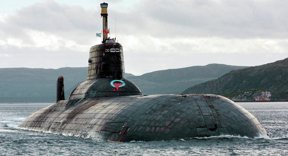 Anuncian al futuro portador de los drones submarinos rusos Poseidón