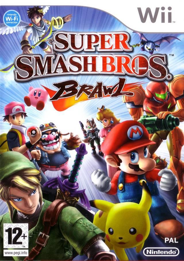 [WII] [NTSC] Super Smash Bros. Brawl