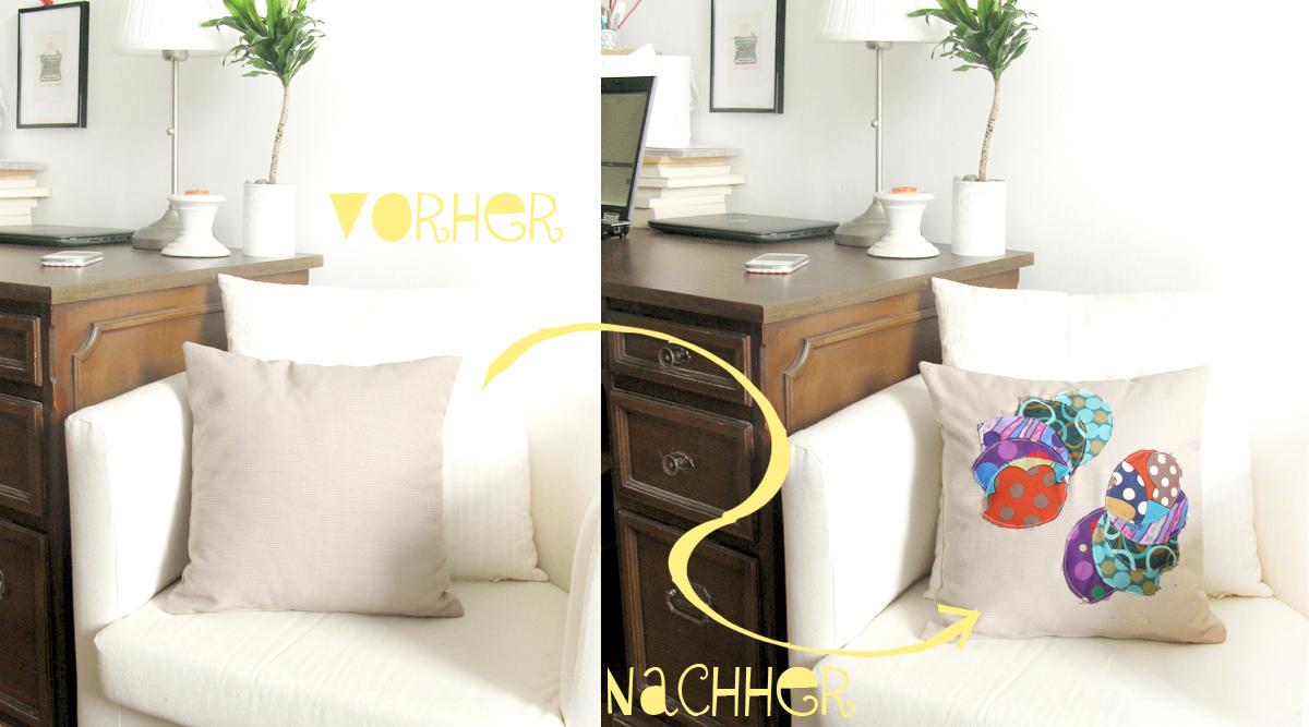 alessas blog diy happy kissenh lle n hen. Black Bedroom Furniture Sets. Home Design Ideas