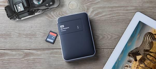 Western Digital agasaja a los papás con tecnología de punta