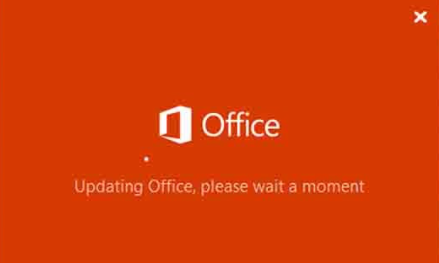Cara Mengatasi Updating Office 2019 Please Wait A Moment