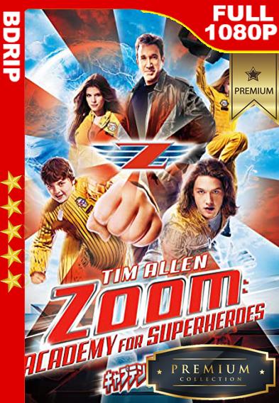 Zoom y los superhéroes [2006] [1080p BDrip] [Latino-Inglés] – StationTv