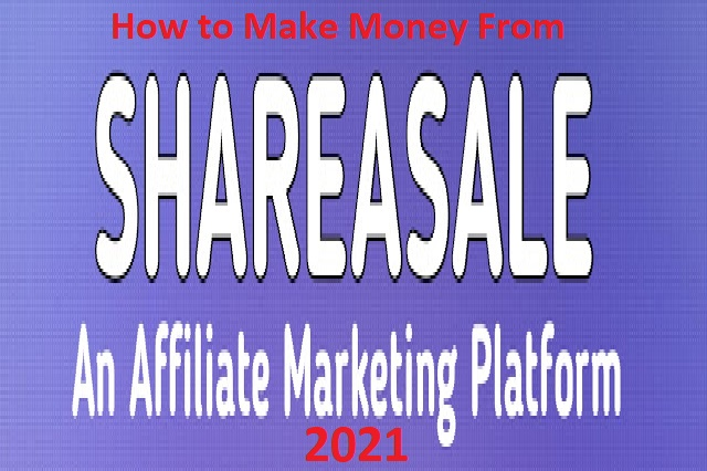 HOW TO EARN SHAREASALE MARKETPLACE IN ENGLISH 2021?