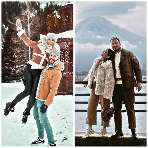 Para ellos: Atuendos ideales para una cita en invierno