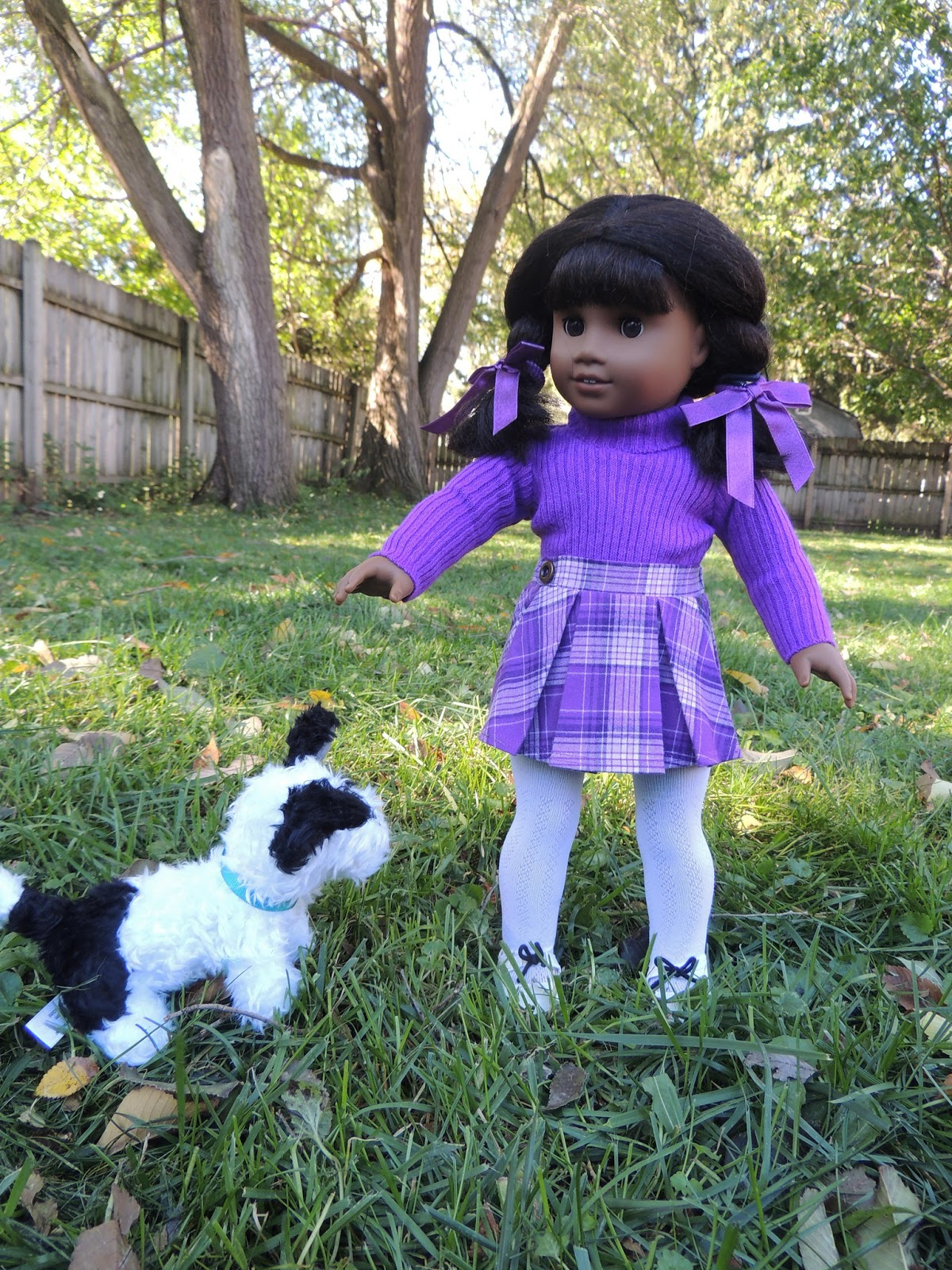"""NEW American Girl Melody /""""Birthday Outfit/"""" BOX COMPLETE NO DOLL"""