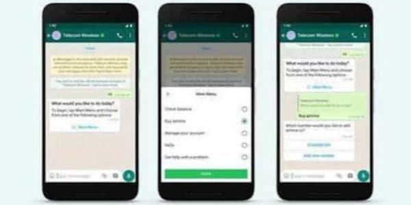 WhatsApp features update: ऐप पर बिजनेस अकाउंट से चैट करना आसान हो गया है।  विवरण यहाँ