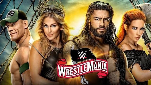 Cuando es WrestleMania
