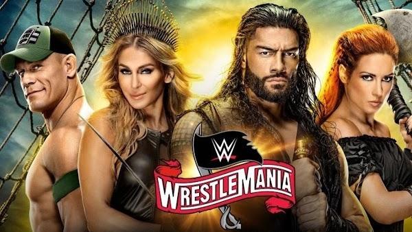 Cuando es WrestleMania 37?