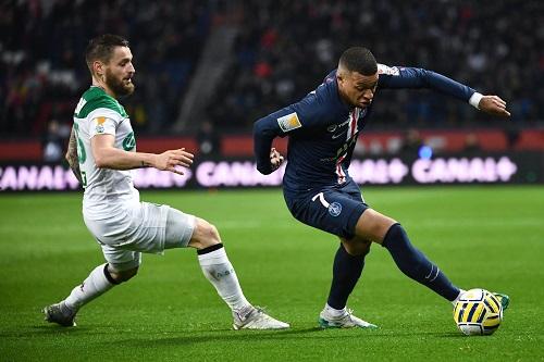 كأس فرنسا: سان جرمان مرشح فوق العادة للقب في مواجهة سانت اتيان