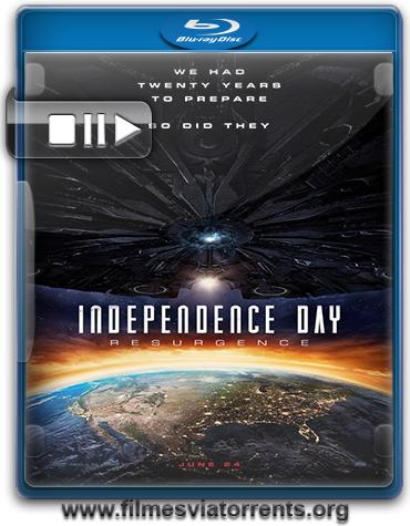 Independence Day: O Ressurgimento Torrent - WEB-DL 720p Legendado (2016)