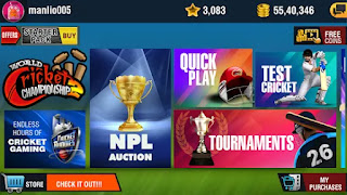 Welcome to the Next Generation in Mobile Cricket Gaming