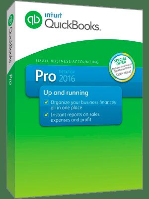 Intuit QuickBooks Desktop Pro