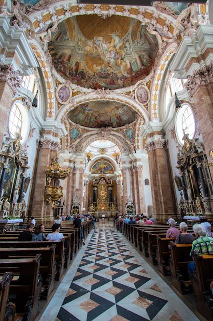 Duomo di San Giacomo-Innsbruck