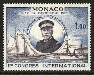 Monaco 1966 Prince Albert I
