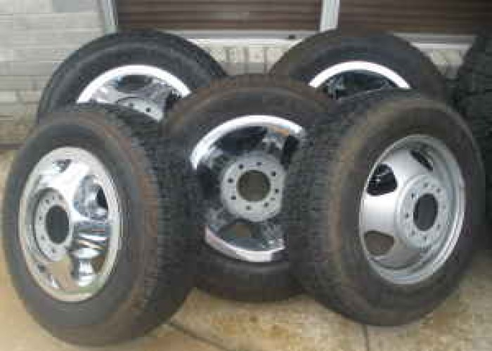 I Heart Winnebago What does Ikea Melvins Tires and