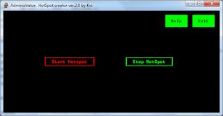 Hotspot Creator v.2.0 | By Kvc