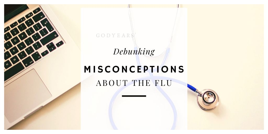 Debunking misconceptions about the flu