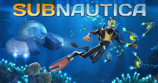 Subnautica Sınırsız Oksijen,Su,Üretim Hile Trainer Ağustos