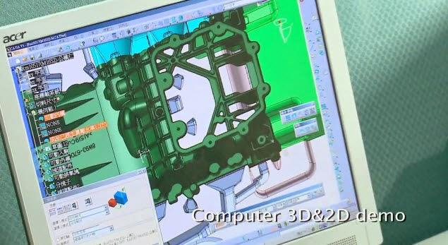 ขั้นตอนการออกแบบและกระบวนการผลิต Metal Stamping Die