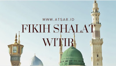 Fikih Shalat Witir