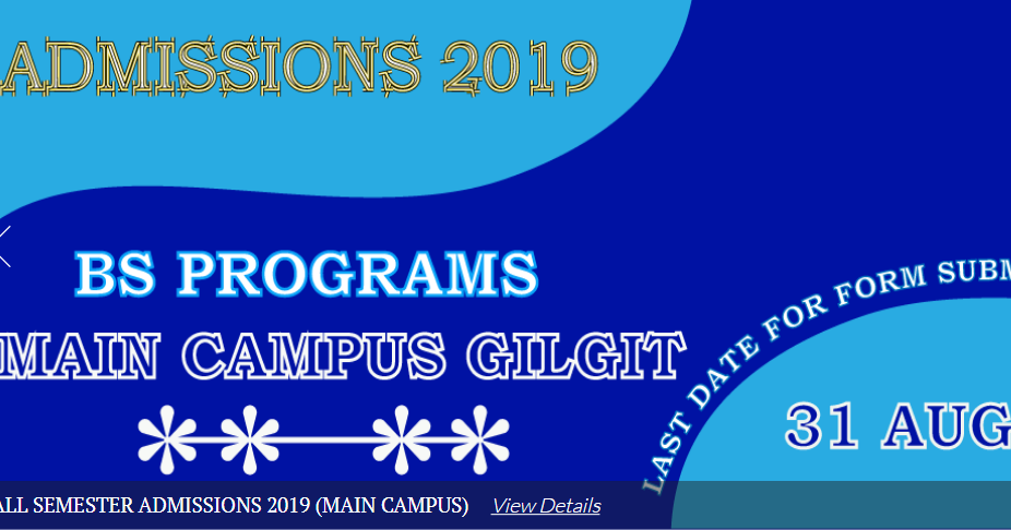 Gilgit-Baltistan Career, Educational & Social Forum