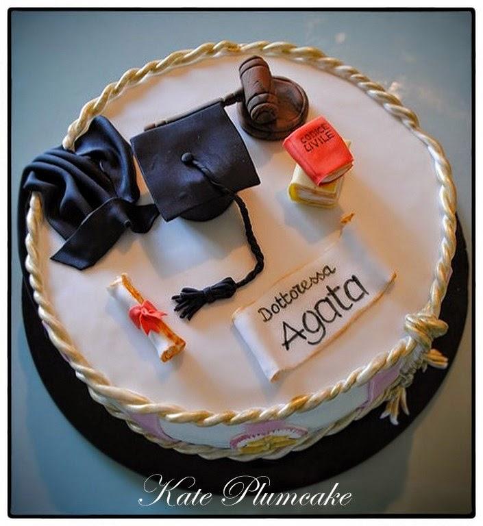 Popolare Conserve di zucchine: Torte per laurea in giurisprudenza DX61
