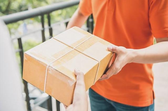 Cara Menghindari Penularan Virus Corona Ketika Menerima Paket